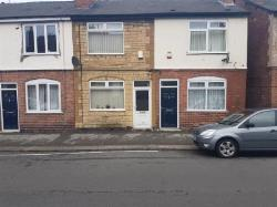 Terraced House To Let  Mansfield Derbyshire NG20