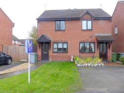 Semi Detached House To Let  Edwinstowe Nottinghamshire NG21