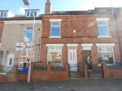 Terraced House To Let  12 Bentinck Street Nottinghamshire NG18