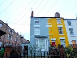Terraced House To Let  Promenade Nottinghamshire NG3
