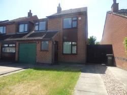 Semi Detached House To Let  Harcourt Cresent Derbyshire NG16
