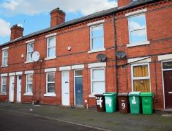 Terraced House To Let  St Pauls Street Nottinghamshire NG8