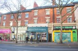 Flat To Let  37b Mansfield Road Nottinghamshire NG1