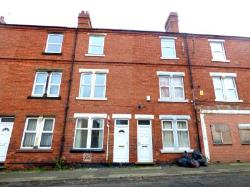 Terraced House To Let   Nottinghamshire NG7