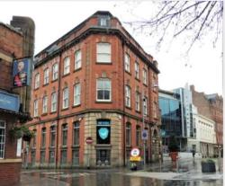 Flat To Let  20-22 Broad Street Nottinghamshire NG1