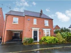 Detached House To Let  Netherhall Drive Leicestershire LE12