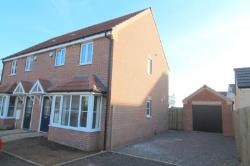 Semi Detached House To Let  Barleythorpe Rutland LE15