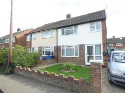 Semi Detached House To Let  Great Cornard Suffolk CO10
