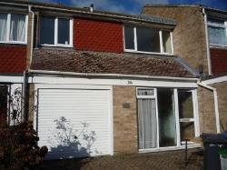 Terraced House To Let Great Cornard Sudbury Suffolk CO10