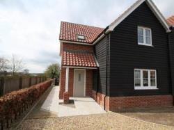 Semi Detached House To Let  Great Glemham Suffolk IP17