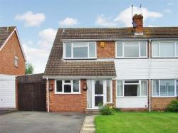 Semi Detached House For Sale  Worcester Worcestershire WR7