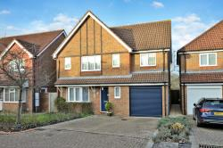 Detached House For Sale  Ash Hampshire GU12