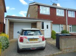 Semi Detached House To Let Willesborough Ashford Kent TN24