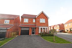 Detached House To Let Westbrook Warrington Cheshire WA5