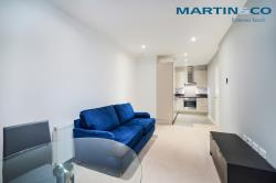 Flat To Let  Jasmine House Greater London SW18