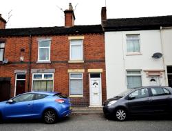 Terraced House For Sale  Trent Vale Staffordshire ST4