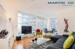 Flat To Let  Kingfisher House Greater London SW18