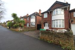 Detached House To Let  Aspley Nottinghamshire NG8