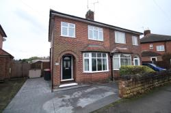 Semi Detached House For Sale  Beeston Nottinghamshire NG9