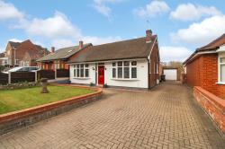 Detached Bungalow For Sale  Trowell Nottinghamshire NG9
