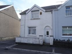 Terraced House For Sale  Pant Glamorgan CF48