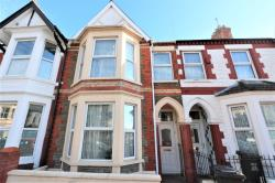 Terraced House To Let  Roath Glamorgan CF24