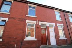 Terraced House To Let  Blackpool Lancashire FY3