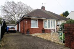 Semi - Detached Bungalow For Sale  THORNTON CLEVELEYS Lancashire FY5