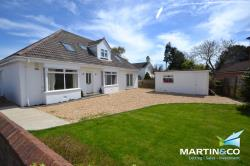 Detached House To Let  Moordown Dorset BH9