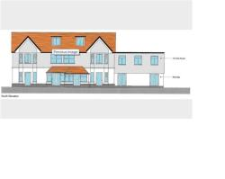 Semi Detached House For Sale  Bournemouth Dorset BH22