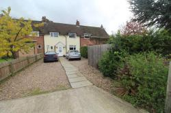 Terraced House For Sale  Coney Weston Suffolk IP31