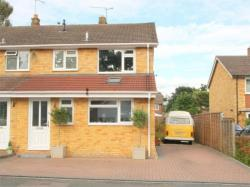 Semi Detached House To Let  Camberley Surrey GU15