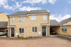 Semi Detached House For Sale  Girton Cambridgeshire CB3