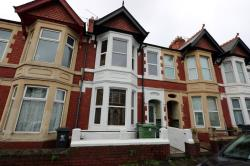 Terraced House For Sale  Cathays Glamorgan CF24