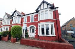 Terraced House For Sale  Minster Road Glamorgan CF23