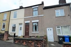 Terraced House For Sale Old Whittington Chesterfield Derbyshire S41