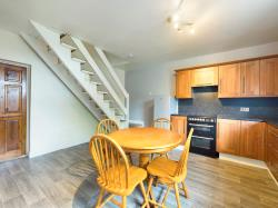 Terraced House To Let  Lower Pilsley Derbyshire S45