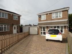 Detached House For Sale  Whitwick Leicestershire LE67