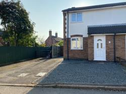 Semi Detached House For Sale  Ibstock Leicestershire LE67