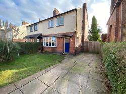 Semi Detached House For Sale  Whitwick Leicestershire LE67