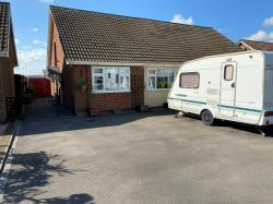 Semi - Detached Bungalow For Sale  Whitwick Leicestershire LE67
