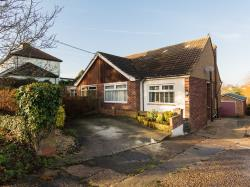 Semi - Detached Bungalow For Sale Rowhedge Colchester Essex CO5