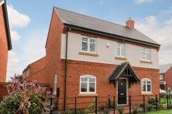Detached House For Sale  Castle Donington Leicestershire DE74