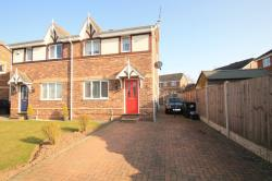 Semi Detached House To Let  Rossington South Yorkshire DN11