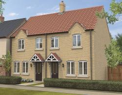 Semi Detached House For Sale  The Swale Lincolnshire DN21