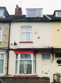 Terraced House To Let  North Ormesby Cleveland TS3