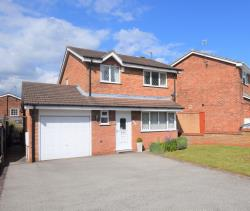 Detached House For Sale  Barwell Leicestershire LE9