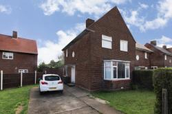 Semi Detached House For Sale  Hucknall Nottinghamshire NG15
