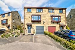 Semi Detached House For Sale  Huddersfield West Yorkshire HD8