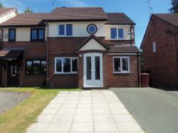 Semi Detached House For Sale  Huyton Merseyside L36